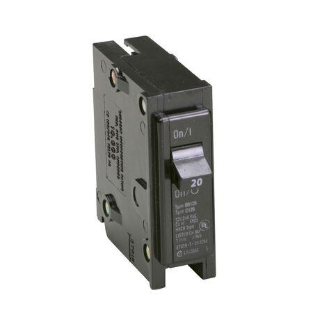 Eaton HomeLine Plug In 20 amps Circuit Breaker