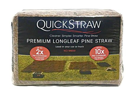 QuickStraw Straw Bagged 100 sq. ft.