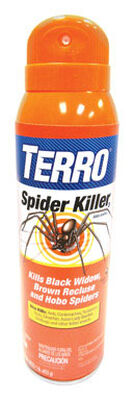 Terro Spider Insect Killer For Spiders and Other Insects 16 oz.
