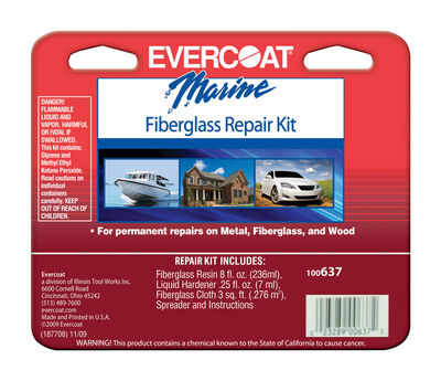 Evercoat Fiberglass Repair Kit 8 oz.