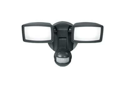 All-Pro 180 deg. Motion-Sensing LED Outdoor Flood Light 1