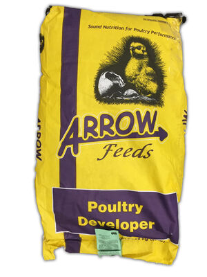 Start-grow Poultry developer 50 lb