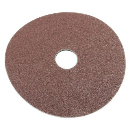 Forney 5 in. Dia. Resin Fiber Sanding Disc 80 Grit 3 pk