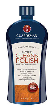 Guardsman Anytime Clean & Polish 16 oz. Furniture Cream