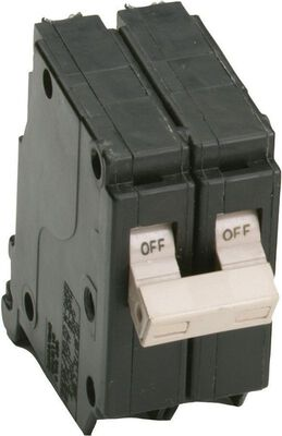 Eaton Double Pole 30 amps Circuit Breaker