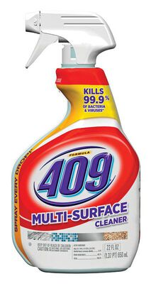 Formula 409 All Purpose Cleaner 22 oz. Liquid For Multi-Surface