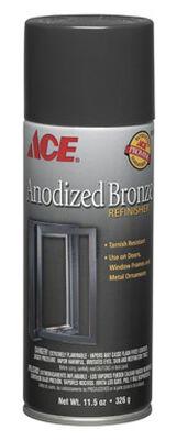 Ace Anodized Bronze Refinisher Spray 11.5 oz.