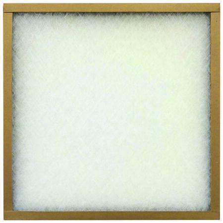 Flanders-Precisionaire 20 in. L x 12 in. W x 1 in. D Fiberglass Air Filter 4 MERV