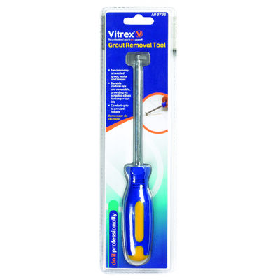 Grout Removal Hand Tool