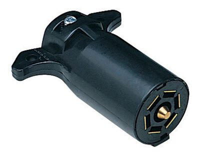 Hopkins 6.9 in. L 6 - 12 volts Trailer Connector