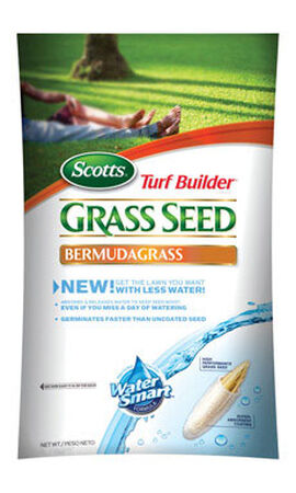 Scotts Turf Builder Bermuda Full Sun Grass Seed 1 lb.
