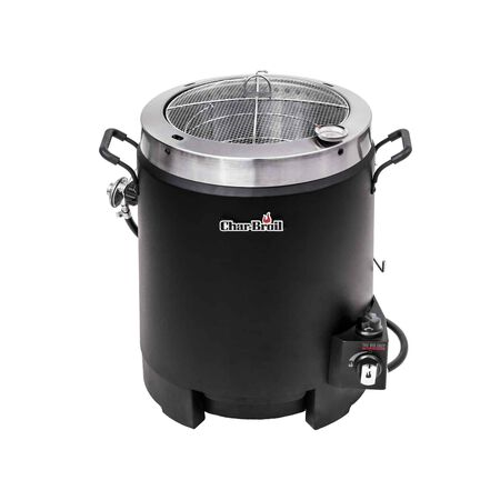 Char-Broil Big Easy 16000 BTU Stainless Steel Oil-less Turkey Fryer 16 lb.
