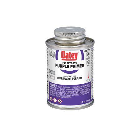 Oatey Purple PVC/CPVC Primer 4 oz.