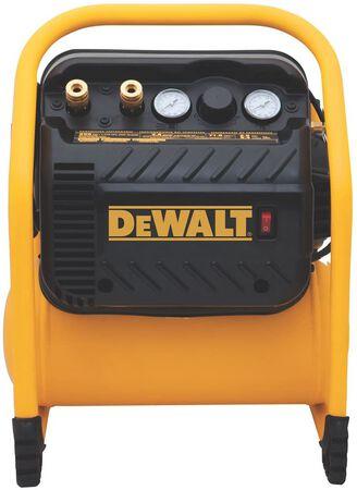 Dewalt Air Compressor for Trim, 200-PSI Max, Quiet Operation (DWFP55130)