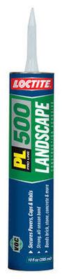 Loctite Pro Line 500 Landscape Construction Adhesive 10 oz.