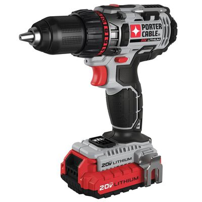 20-Volt MAX* Lithium-Ion 1/2-in Variable Speed Cordless Drill