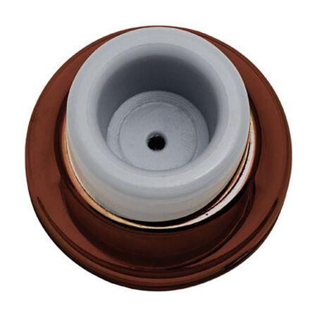Ace Metal Wall Door Stop 2-1/4 in. L Oil-Rubbed Bronze