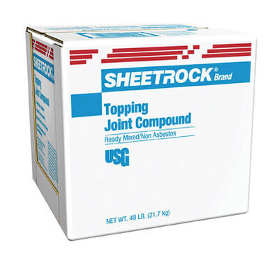 Sheetrock All Purpose Joint Compound 48 lb. Sand 24 hr.
