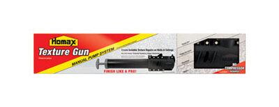 Homax Boxed Texture Sprayer Gun