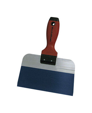 Marshalltown Blue Steel Taping Knife 8 in. L x 3 in. W