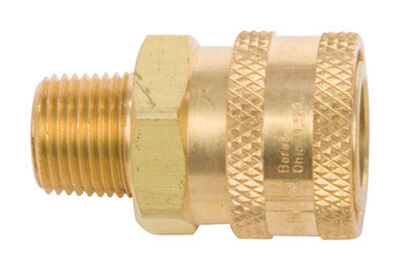 Forney 4200 psi Quick Coupler Male Socket