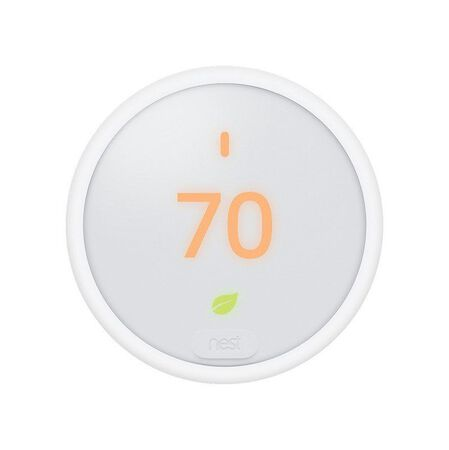 Nest Thermostat E Built In WiFi Smart Thermostat