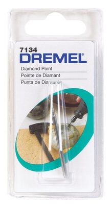 Dremel 1/8 in. Dia. Diamond Wheel Point