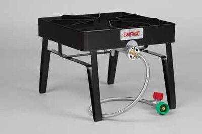 Bayou Classic Steel Liquid Propane-LP Outdoor Cooker