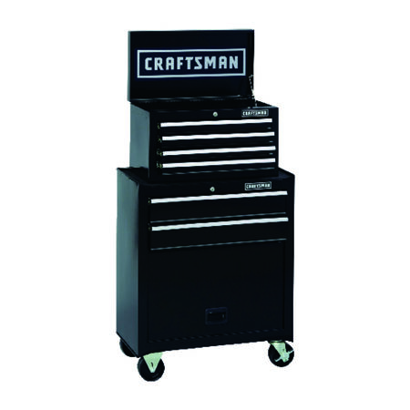 Craftsman 6 drawer Rolling Tool Cabinet 14 in. D x 26-1/2 in. W x 45-1/4 in. H