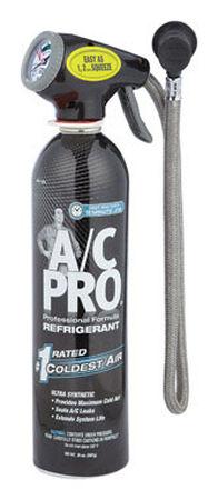 A/C Pro 20 oz. Refrigerant Recharge Kit