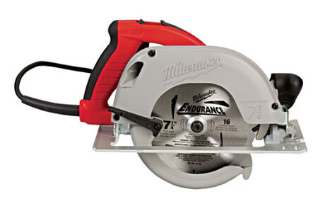 Milwaukee TILT-LOK 120 volts 7-1/4 in. Dia. Circular Saw 15 amps 5 800 rpm