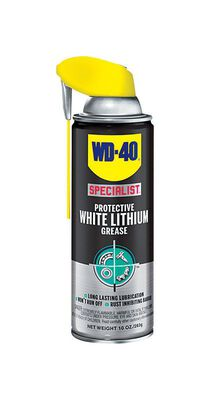 WD-40 Specialist White Lithium Grease 10 oz. Can