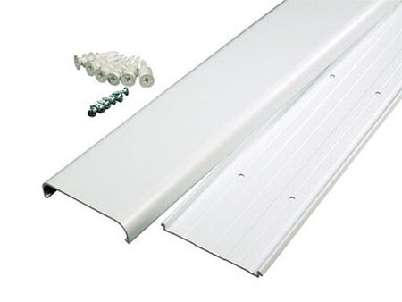 Wiremold 3-1/2 in. Dia. x 4 ft. L Cord Cover