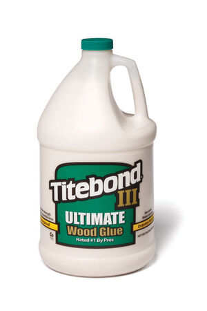 Titebond III Ultimate Waterproof Wood Glue 1 gal.