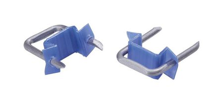 GB 1/2 in. W Metal Insulated Insulated Metal Staple 15
