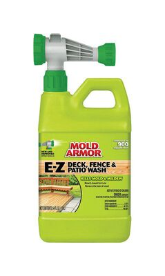 Mold Armor E-Z Deck Fence and Patio Wash 64 oz.