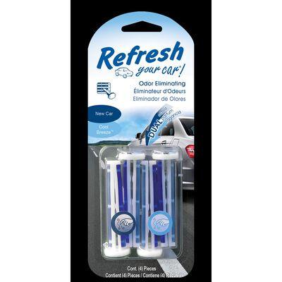 FreshenerStk Car/Breeze 4p