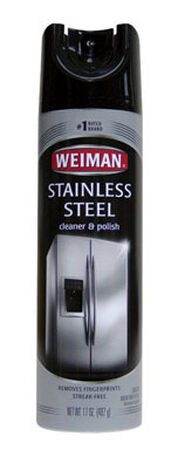 Weiman 17 oz. Stainless Steel Cleaner