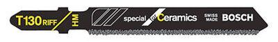 Bosch Tungsten Carbide T-Shank 3-1/4 in. L Jig Saw Blade 30 Grit