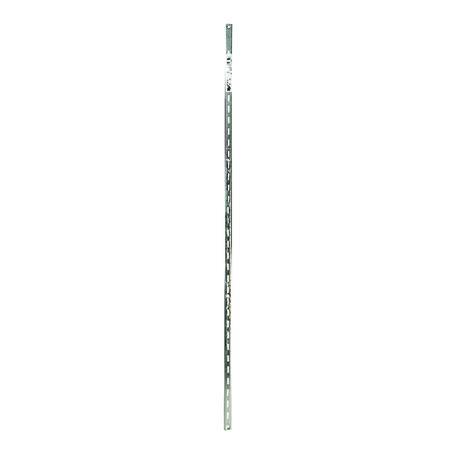 Knape & Vogt Steel Anochrome 16 Ga. Standard Shelf Bracket 36 in. L