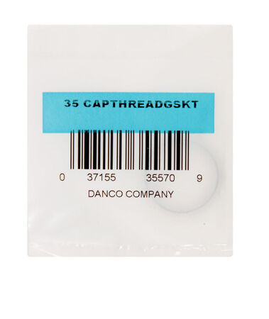 Danco Cap Thread Gasket