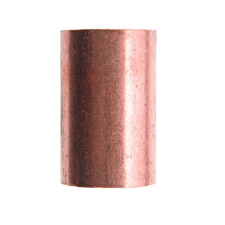 Elkhart 3/4 in. Dia. x 3/4 in. Dia. Sweat To Sweat To Coupling Copper Repair Coupling