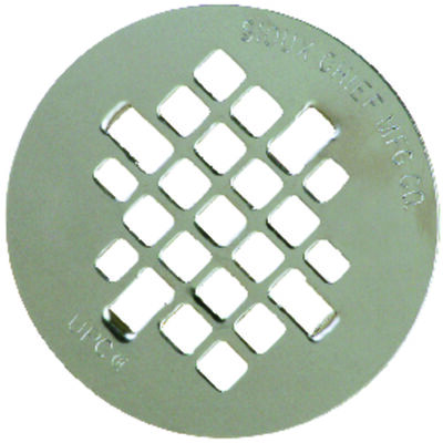 Sioux Chief 2 in. Dia. Brass Shower Drain