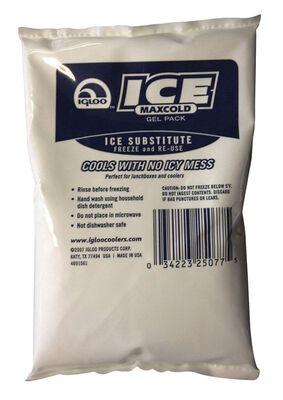 Igloo MaxCold Plastic Ice Pack 8 oz. White