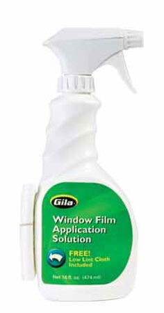 Gila Window Film Application Solution 16