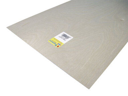 Midwest Products 1/32 in. x 1 in. W x 2 in. L Aircraft Grade Plywood