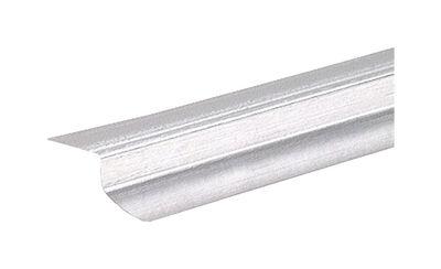 M-D Building Products Aluminum Carpet Z-Bar 48-1/4 in. L x 1-1/4 in. W