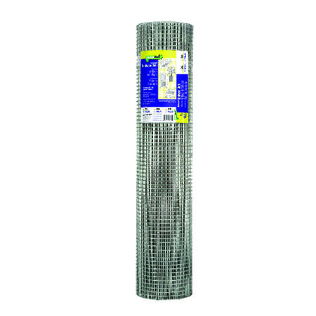 Garden Zone 36 in. W x 50 ft. L Steel Hardware Cloth 1/2 in.