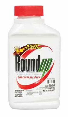 Roundup Weed and Grass Killer Concentrate 1 pt.