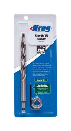 Kreg Tool Jig 6 in. L Heavy-Duty Drill Bit